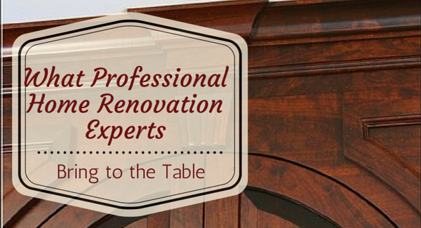 professional home renovation experts