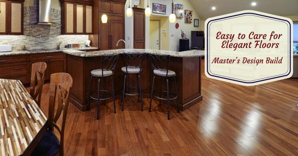 Easy To Care For Elegant Floors Master S Design Build